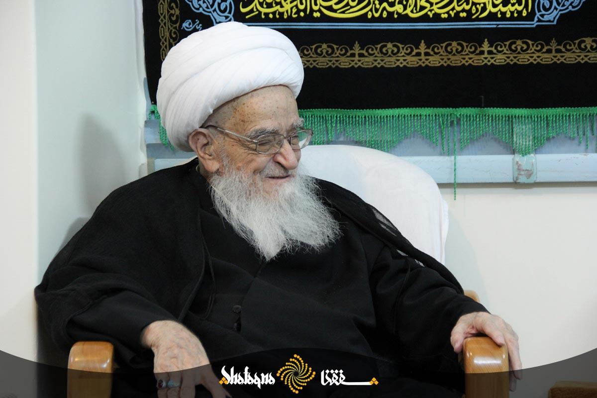 imam ali safi 13 حضرت آیت الله صافی گلپایگانی: اختلاف میان نمایندگان به ضرر شهروندان و مردم شهر و همچنین مملکت خواهد بود