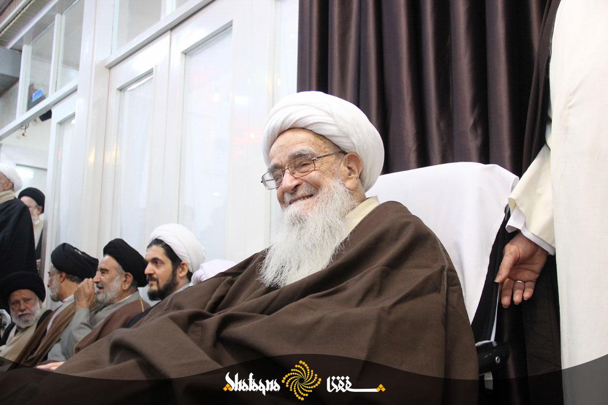 safi payambar 18 حضرت آیت الله صافی گلپایگانی: حدود شرعی و همچنین اسلامی در بیمارستانها رعایت می شود