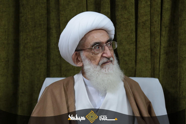 IMG 7904 copy حضرت آیت الله نوری همدانی: خیر امت اسلام در احیاء امر به معروف و همچنین نهی از منکر می باشد