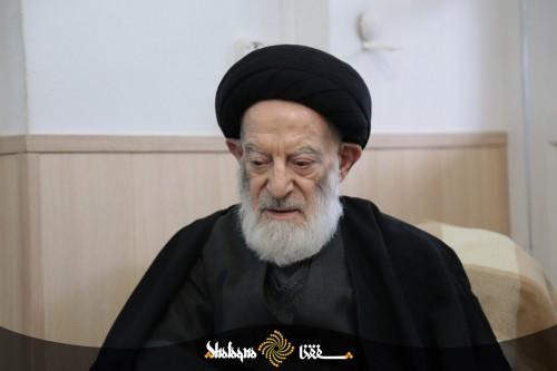 sh imam askari shobeiri 20 500x333 حضرت آیت الله شبیری زنجانی: دو نعمت امنیت و همچنین سلامت نباید مورد غفلت قرار گیرد
