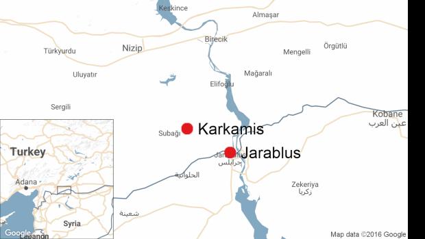 Image result for جرابلس