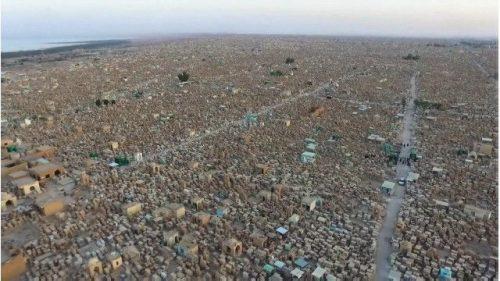 قبرستان وادی السلام در نجف اشرف