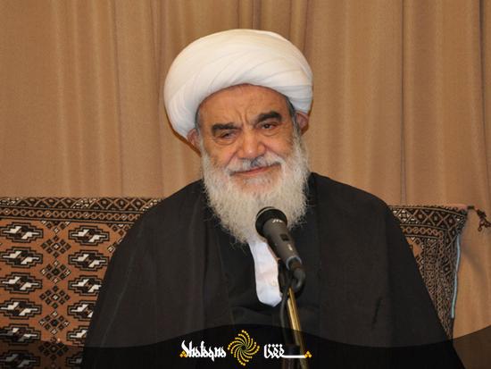 مظاهری5 copy 1 آیت الله مظاهری: گیر ما آن می باشد که به اسلام عمل نمیکنیم
