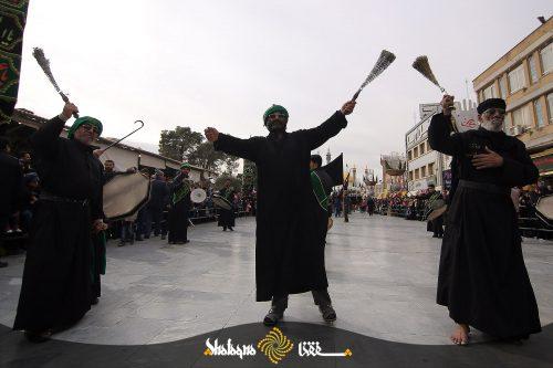 گزارش تصویری: عزاداری شهادت امام رضا(ع) در قم