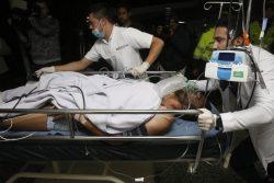 سقوط هواپیمای حامل فوتبالیستهای یک باشگاه برزیلی
