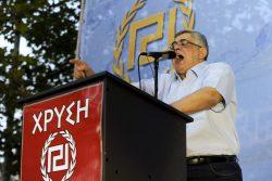 رهبر حزب افراطی و ملی یونان
