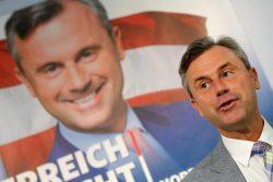 رهبر حزب آزادی اتریش
