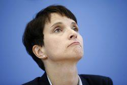 رهبر حزب ضدمهاجران آلمان