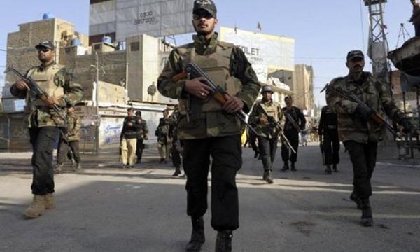 ترور یکی از اعضای پلیس ضد تروریسم پاکستان