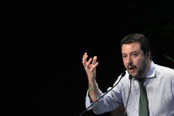 رهبر لیگ ضدمهاجران شمال ایتالیا