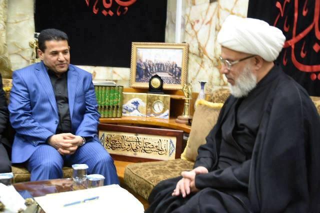 alsumaria تاکید وزیر کشور عراق بر پایبندی نیروهای امنیتی به توصیههای آیتالله سیستانی