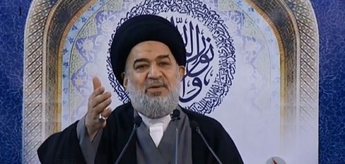 نماینده نماینده حضرت آیت الله سیستانی خواستار ترویج فرهنگ اهتمام به خانواده های شهدا شد