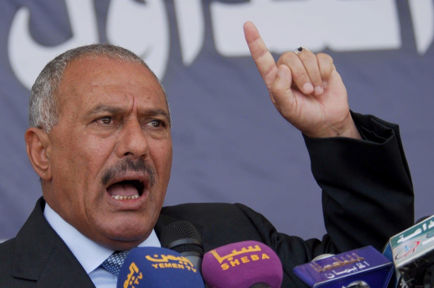 نیویورک تایمز: «علی عبدالله صالح» مرکز اتحاد بود در یمن یا عامل تفرقه؟