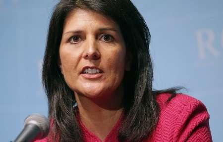 نیکی هیلی: تصمیم آمریکا در خصوص انتقال سفارت به قدس تغییر نخواهد کرد
