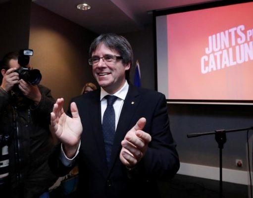 پوجدمون: از دور به رهبری کاتالونیا ادامه میدهم