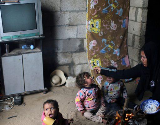 رییس رژیم صهیونیستی: غزه درحال فروپاشی است و همه اینها تقصیر حماس است