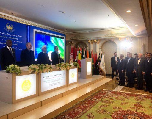 ریاست کنفرانس مجالس کشورهای عضو سازمان همکاری اسلامی به ایران واگذار شد