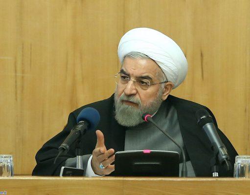 روحانی: دولت نباید در توسعه فضای مجازی از جهان عقب بماند