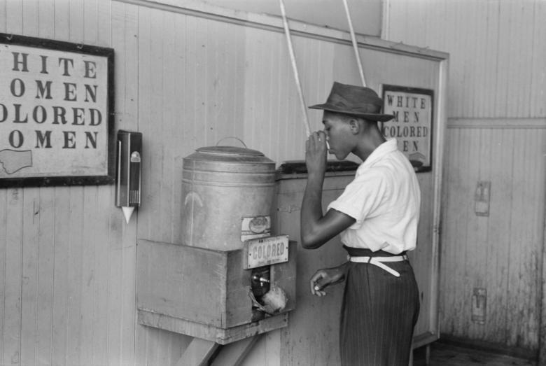 تاریخ نژادپرستی در ایالات متحده آمریکا+تصاویر