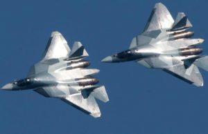 جنگندههای فوق پیشرفته روسیه وارد سوریه شدند+عکس