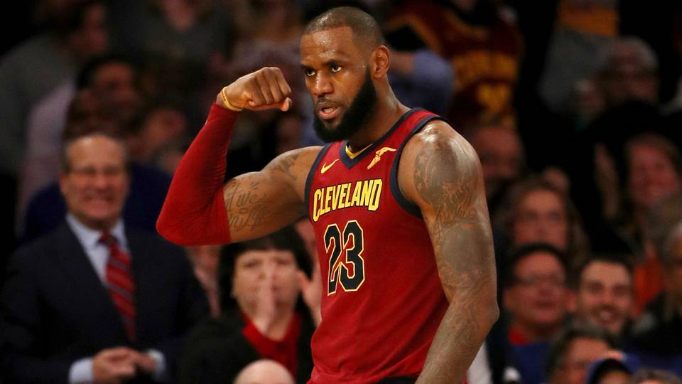 What Is Lebron James Net Worth Breaking Down How Much Cavs Star Earns Nba Sporting News