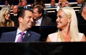 درخواست طلاق عروس بزرگ ترامپ