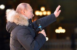 پوتین اتهام حمله شیمیایی به جاسوس دوجانبه را بیمعنی خواند