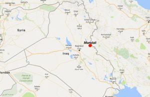 کشف پیکر ۴ شهید ایرانی جنگ تحمیلی در دیاله عراق