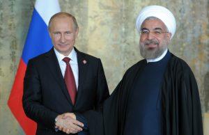 روحانی پیروزی پوتین در انتخابات روسیه را تبریک گفت