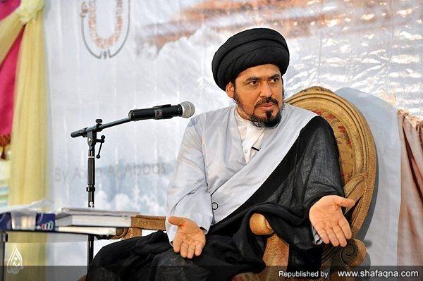 1399676421 مکتب نجف: ویژگی های شخصیتی و همچنین سیره سیاسی حضرت آیت الله سیستانی در گفت و همچنین گو با سید منیر خباز