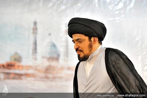 1399676429 مکتب نجف: ویژگی های شخصیتی و همچنین سیره سیاسی حضرت آیت الله سیستانی در گفت و همچنین گو با سید منیر خباز