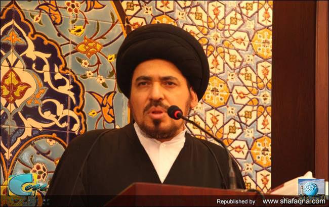 1418435240 مکتب نجف: ویژگی های شخصیتی و همچنین سیره سیاسی حضرت آیت الله سیستانی در گفت و همچنین گو با سید منیر خباز