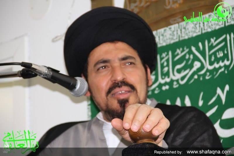 1465788892 مکتب نجف: ویژگی های شخصیتی و همچنین سیره سیاسی حضرت آیت الله سیستانی در گفت و همچنین گو با سید منیر خباز