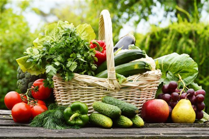 Image result for میوه و سبزی تازه