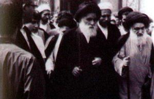 سید عبدالله شیرازی - سید ابوالقاسم خوئی