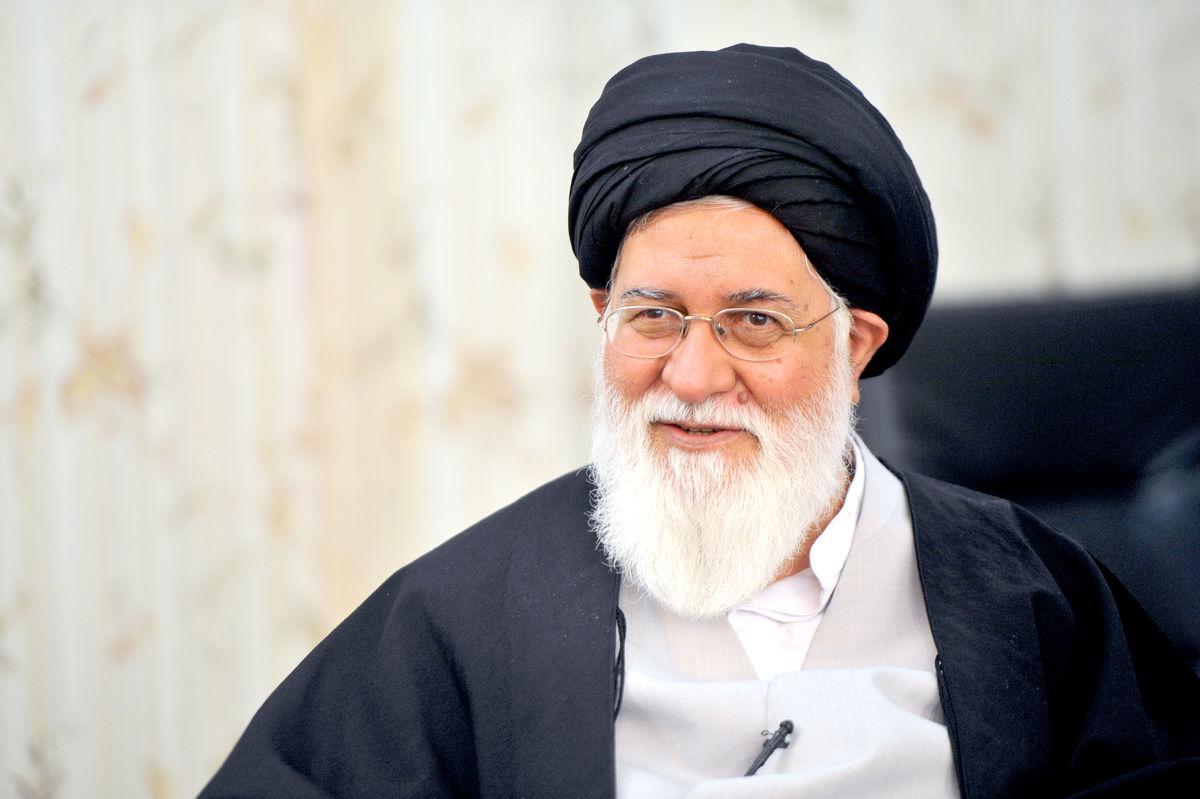 Image result for آیت الله سیداحمد علمالهدی