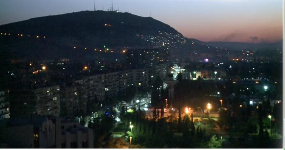 دمشق پس از تجاوز موشکی آمریکا و متحدانش
