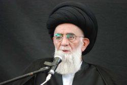ویدئو : مقتل خوانی آیت الله یثربی در ظهر عاشورا