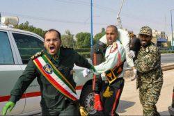 حسین ربیعی: گروه تروریستی هدفمندانه اهواز و مراسم رژه را انتخاب کرد/ دشمنی ها با ایران به اشکال مختلف ادامه پیدا می کند