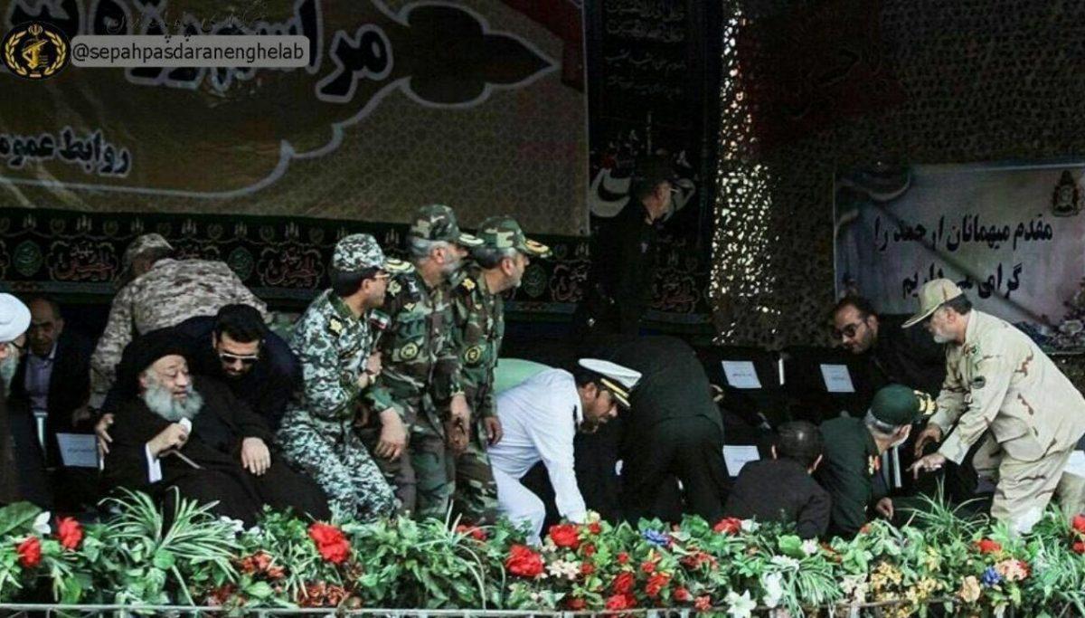 عکس های حمله تروریستی امروز اهواز