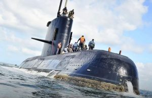 زیردریایی آرژانتینی یک سال پس از گم شدن در کف اقیانوس پیدا شد