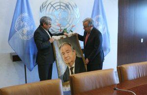 دبیرکل سازمان ملل نسبت به قانون گریزی آمریکا موضع گیری کند