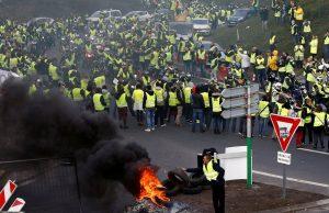 درس های زمستان فرانسه؛ هفت درسی که باید از اعتراضات جلیقه زردها آموخت؛ تحلیل الاهرام