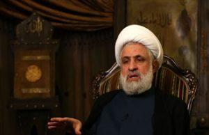 معاون حزب الله: همه جای سرزمین های اشغالی در تیررس موشک های ماست/ تحریم ها نشانه موفقیت ایران است