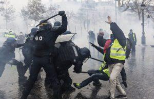 بیش از ۱۷۰۰ نفر در ناآرامیهای پاریس دستگیر شدند