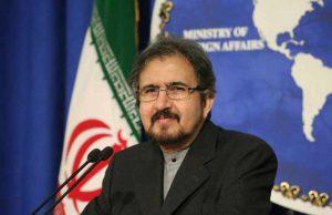 سخنگوی وزارت خارجه: ایرانیها در شرایط فعلی از رفتن به گرجستان خودداری کنند