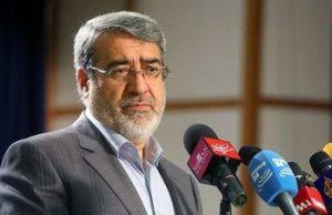 وزیر کشور: همه استانداران انتخاب شده باید همیشه با دولت باشند و سیاست های دولت را قبول کنند