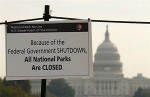 آسوشیتدپرس:  در صورتی عدم توافق کاخ سفید و کنگره آمریکا، بخشهایی از دولت فدرال تعطیل می شود