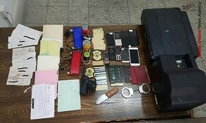 دستگیری کلاهبردار حرفه ای در قم/ کشف مهرهای جعلی ادارات و کارت شناسایی