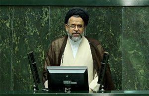 وزیر اطلاعات: اعطای ۲۵۰۰ گرین کارت به مقامات صحت ندارد